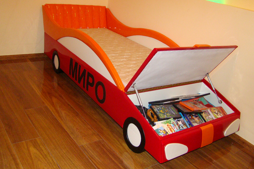 "Children`s bed ""Car"""